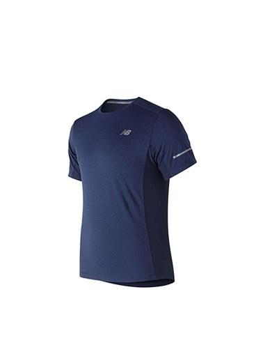 New Balance Tişört Mavi
